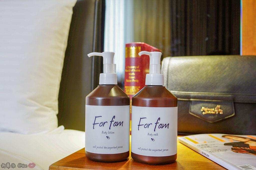 乳液推薦 水潤清爽感!全家人一起用 日本For fam Body lotion大容量保濕身體乳1.jpg