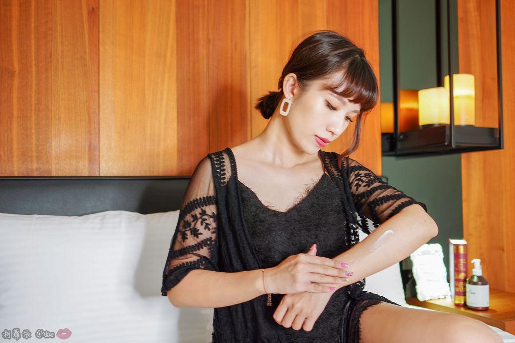 乳液推薦 水潤清爽感!全家人一起用 日本For fam Body lotion大容量保濕身體乳12.jpg