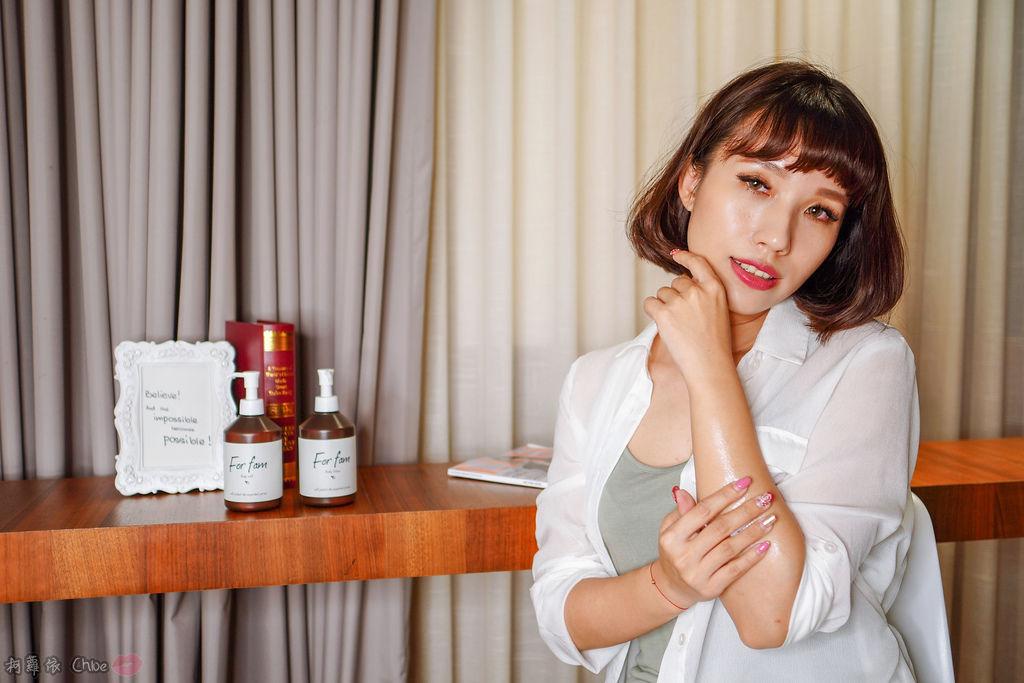 乳液推薦 水潤清爽感!全家人一起用 日本For fam Body lotion大容量保濕身體乳24.jpg