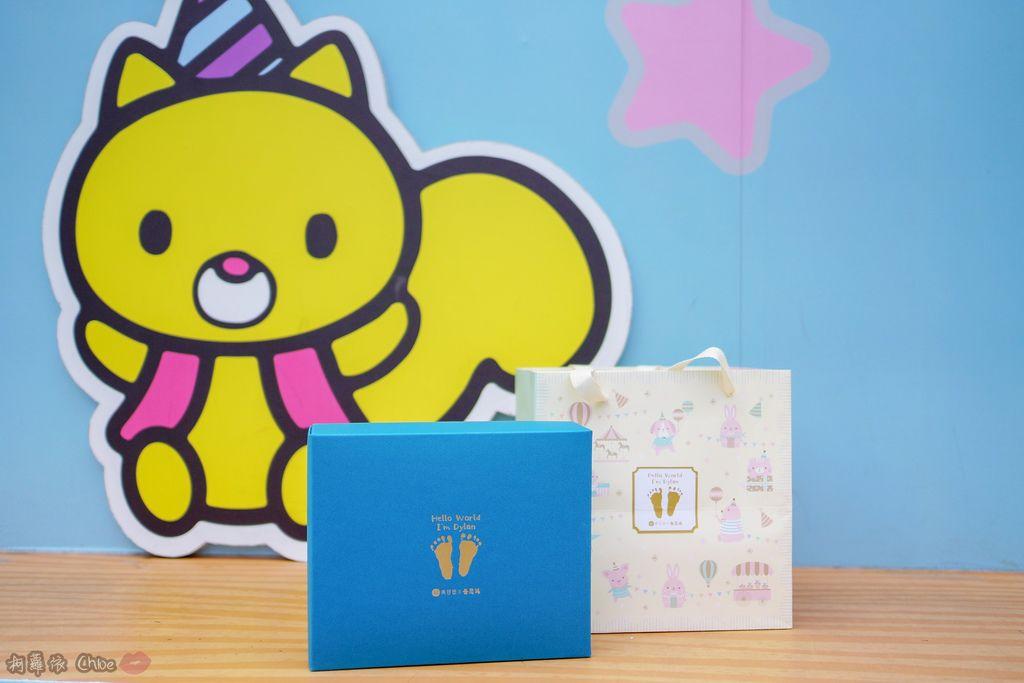 彌月禮推薦 吃出幸福感 完美比例充滿層次的茶香磅蛋糕!有甘田x番尼豬 彌月蛋糕禮盒1.jpg