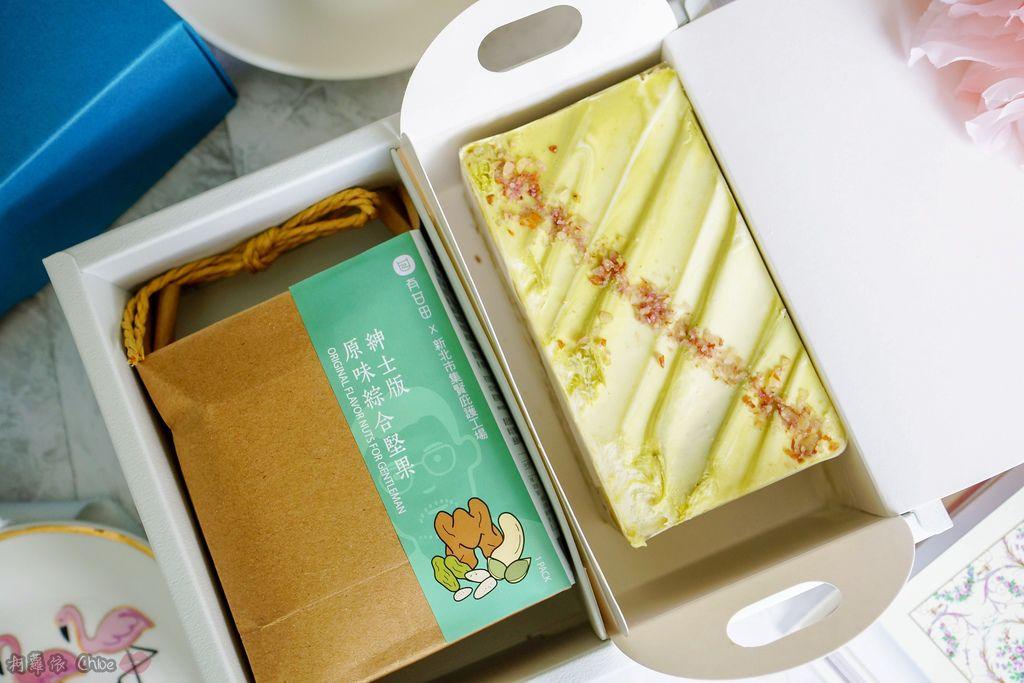 彌月禮推薦 吃出幸福感 完美比例充滿層次的茶香磅蛋糕!有甘田x番尼豬 彌月蛋糕禮盒2.jpg