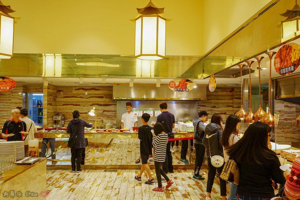 高雄自助餐推薦 林皇宮森林百匯自助餐Buffet 八大主題近500道菜色超豐富 加價美味龍蝦送上桌37.jpg
