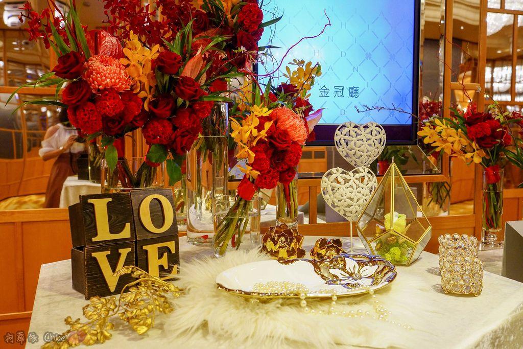 婚宴試菜|高雄漢來宴會廳 2019喜宴菜色  烘烤路易斯肋排超大器上桌2.jpg