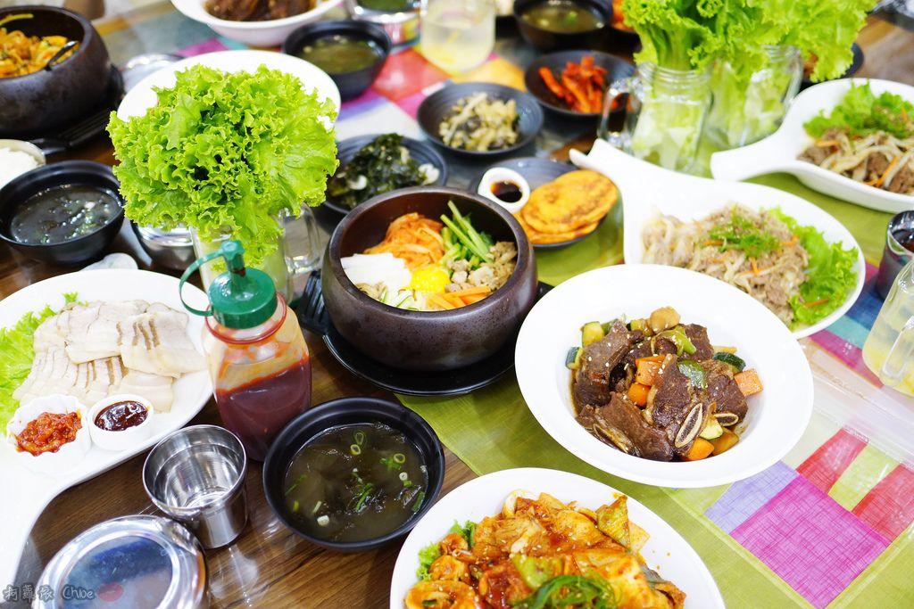 台南北區美食 八道江山韓式在地料理 品嘗韓國廚師大顯身手的韓式料理 韓劇中的家常菜都在這!!38.jpg
