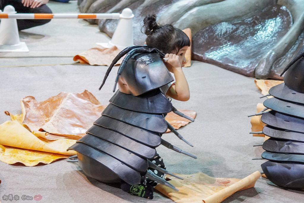 高雄科工館 變變變!MOVE生物體驗展 六大展區 寓教於樂 體驗動物大變身 by柯蘿依Chloe18.jpg