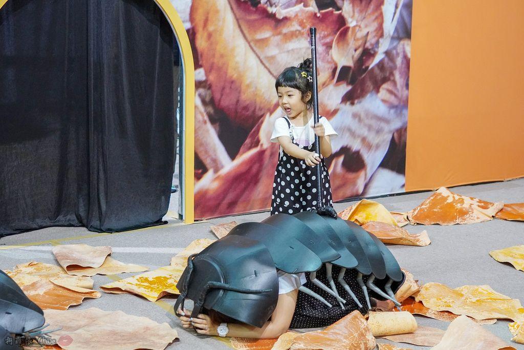 高雄科工館 變變變!MOVE生物體驗展 六大展區 寓教於樂 體驗動物大變身 by柯蘿依Chloe20.jpg