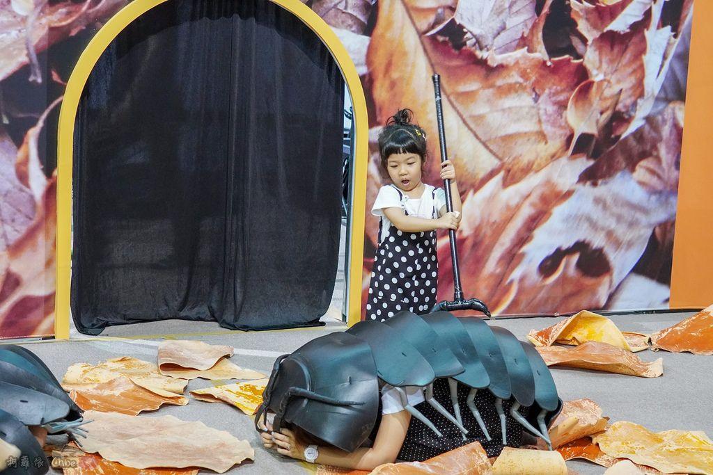 高雄科工館 變變變!MOVE生物體驗展 六大展區 寓教於樂 體驗動物大變身 by柯蘿依Chloe21.jpg