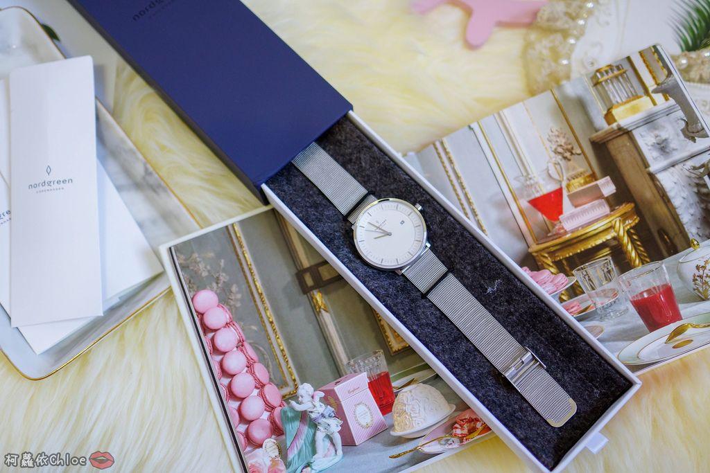 丹麥手錶 來自北歐的極簡時尚Nordgreen 40mm哲學家大錶盤 簡約實戴 我的穿搭好朋友4.jpg