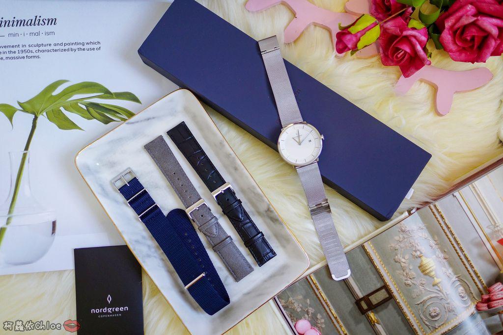 丹麥手錶 來自北歐的極簡時尚Nordgreen 40mm哲學家大錶盤 簡約實戴 我的穿搭好朋友1.jpg