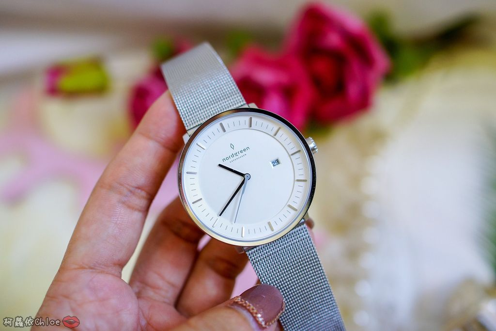 丹麥手錶 來自北歐的極簡時尚Nordgreen 40mm哲學家大錶盤 簡約實戴 我的穿搭好朋友7.jpg