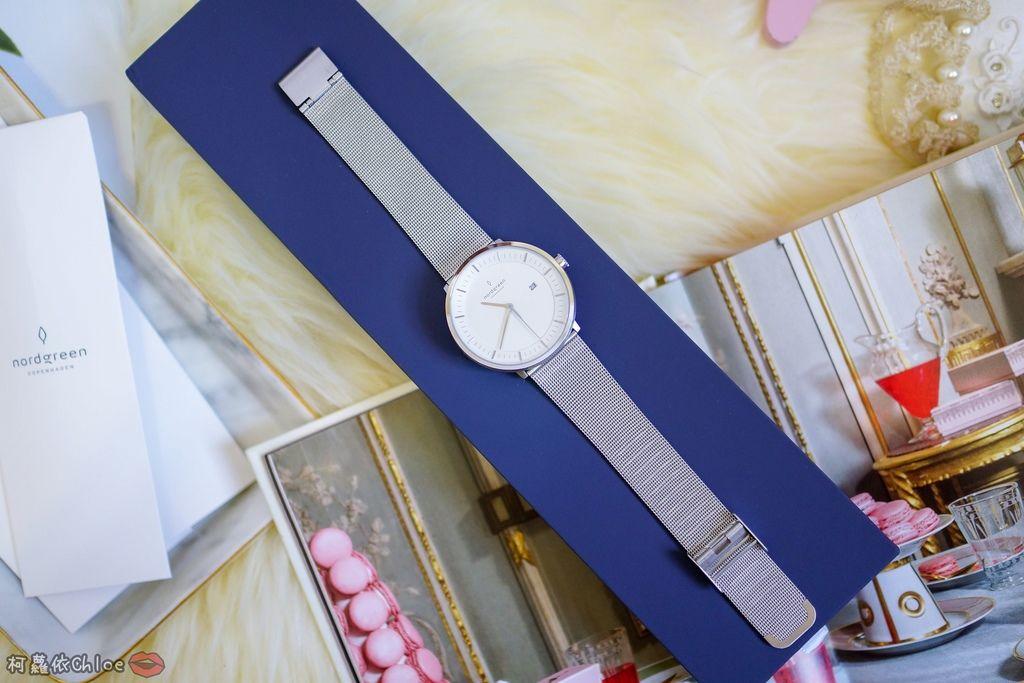 丹麥手錶 來自北歐的極簡時尚Nordgreen 40mm哲學家大錶盤 簡約實戴 我的穿搭好朋友6.jpg