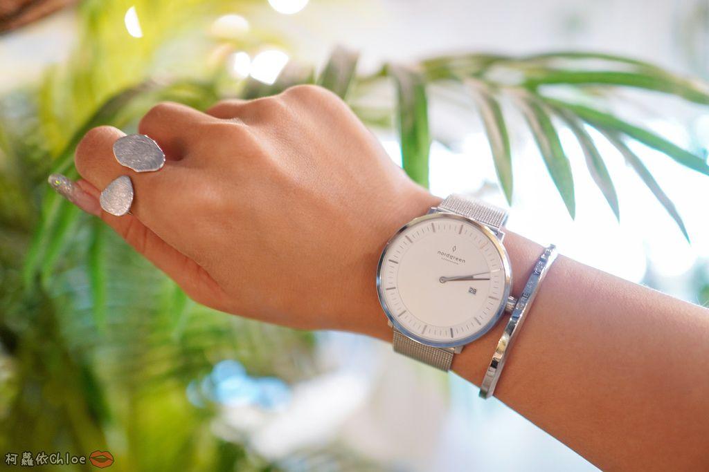丹麥手錶 來自北歐的極簡時尚Nordgreen 40mm哲學家大錶盤 簡約實戴 我的穿搭好朋友9.jpg