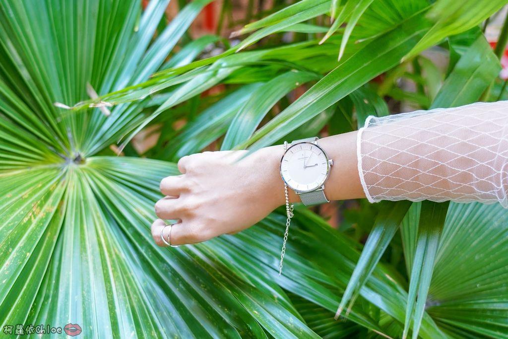 丹麥手錶 來自北歐的極簡時尚Nordgreen 40mm哲學家大錶盤 簡約實戴 我的穿搭好朋友26.jpg