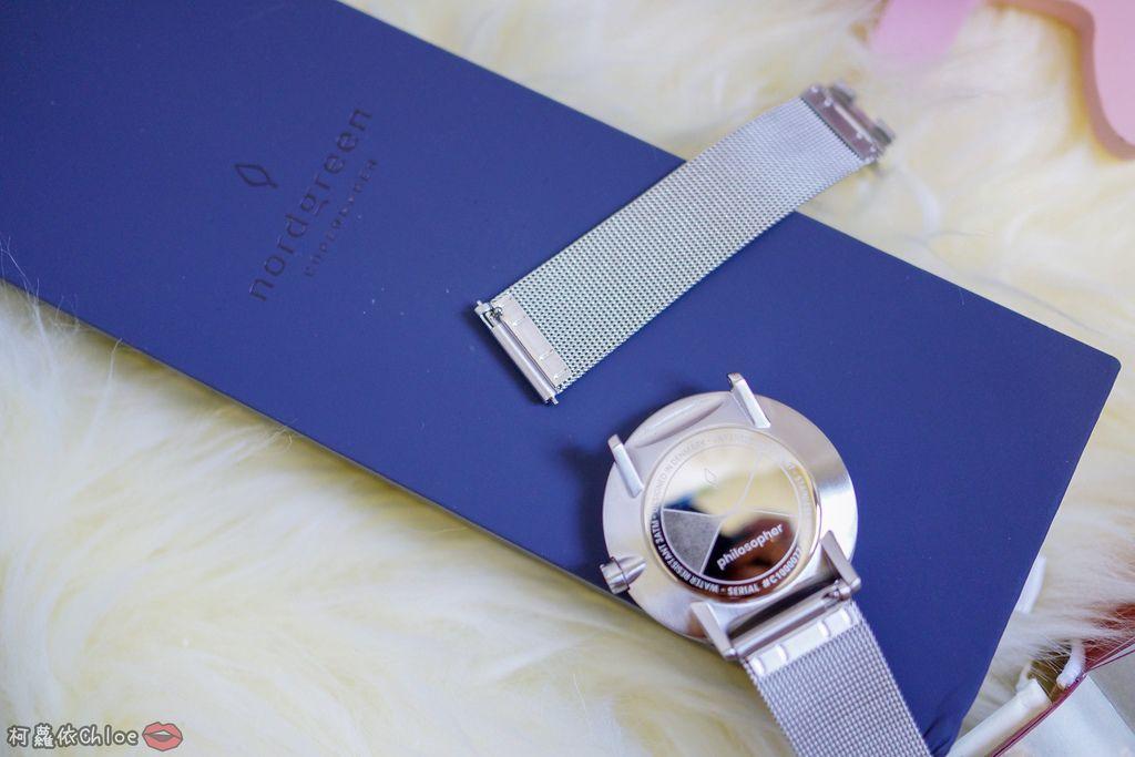 丹麥手錶 來自北歐的極簡時尚Nordgreen 40mm哲學家大錶盤 簡約實戴 我的穿搭好朋友27.jpg
