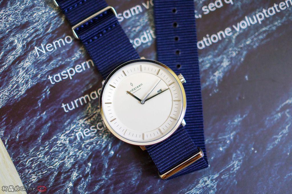 丹麥手錶 來自北歐的極簡時尚Nordgreen 40mm哲學家大錶盤 簡約實戴 我的穿搭好朋友29.jpg