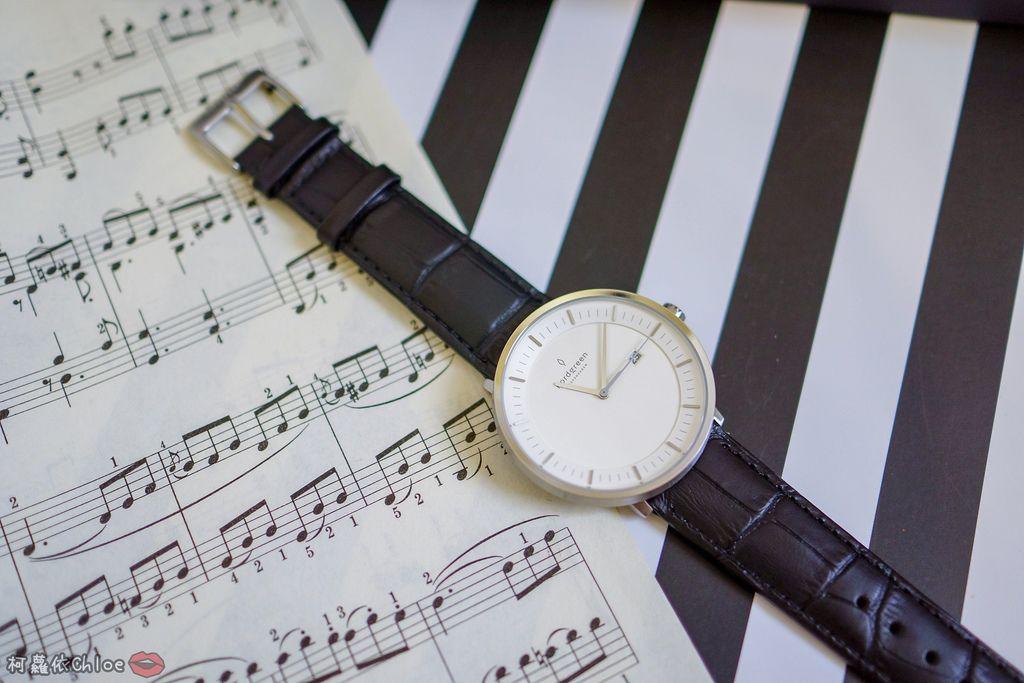 丹麥手錶 來自北歐的極簡時尚Nordgreen 40mm哲學家大錶盤 簡約實戴 我的穿搭好朋友34.jpg