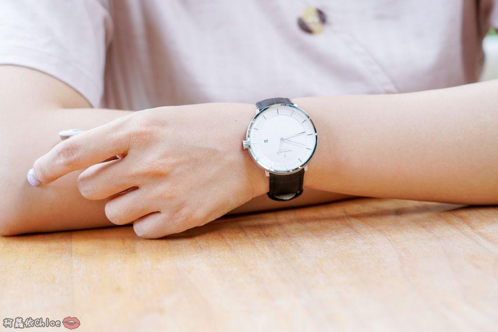 丹麥手錶 來自北歐的極簡時尚Nordgreen 40mm哲學家大錶盤 簡約實戴 我的穿搭好朋友37.jpg
