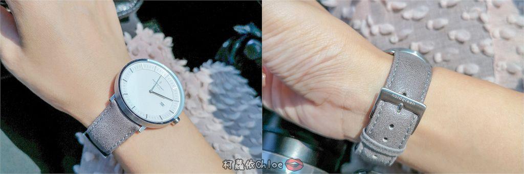 丹麥手錶 來自北歐的極簡時尚Nordgreen 40mm哲學家大錶盤 簡約實戴 我的穿搭好朋友46.jpg