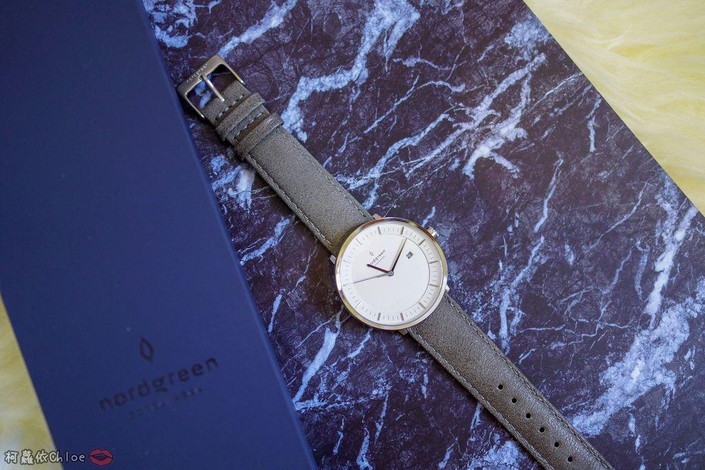 丹麥手錶 來自北歐的極簡時尚Nordgreen 40mm哲學家大錶盤 簡約實戴 我的穿搭好朋友45.jpg