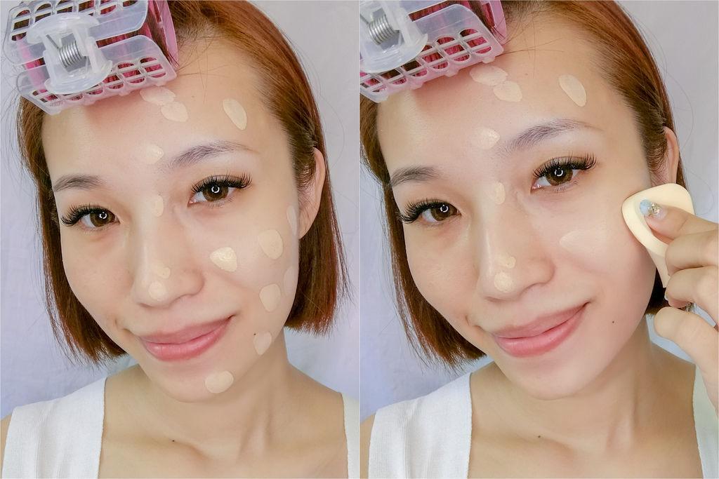 美妝購物 Qoo10購物平台 我買了專櫃品牌美妝全台最低價 夏日粉底液必入手17.jpg