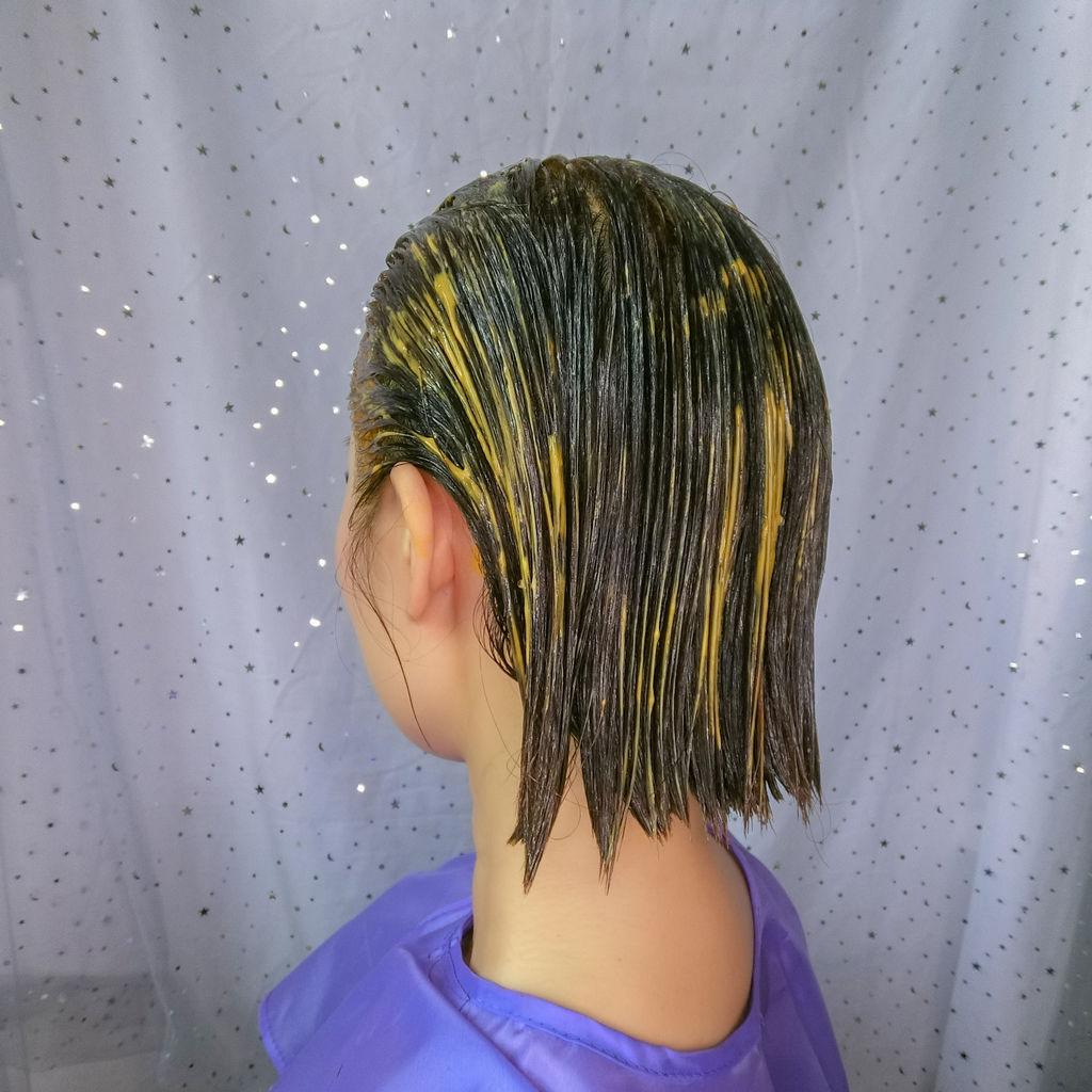 染髮推薦|黑髮專用超顯色 換髮色無色限 卡樂芙Colorful 優質染髮霜-金沙亞麻%26; 亮彩護色洗護組20.jpg