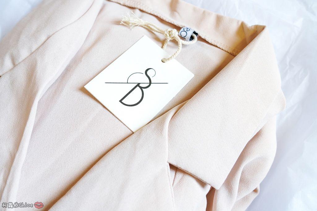 服飾穿搭 歐膩必入手 質感SecretB雪紡西裝套裝 多款穿法~重複穿搭不NG6.JPG