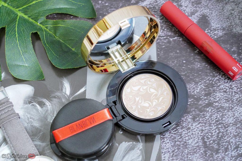 韓國彩妝 BLANBLVN 3D 乳霜光澤唇釉 五色修片皇后粉霜 水潤光澤媲美專櫃彩妝4.jpg