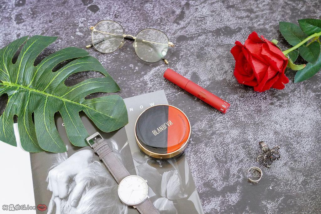 韓國彩妝 BLANBLVN 3D 乳霜光澤唇釉 五色修片皇后粉霜 水潤光澤媲美專櫃彩妝1.jpg