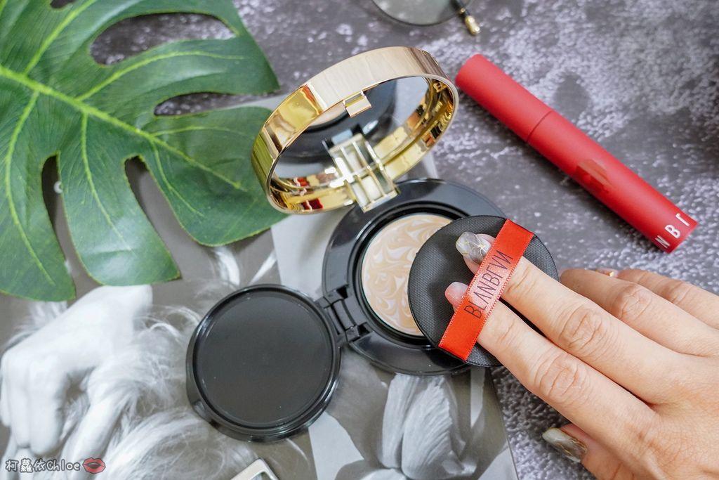 韓國彩妝 BLANBLVN 3D 乳霜光澤唇釉 五色修片皇后粉霜 水潤光澤媲美專櫃彩妝6.jpg