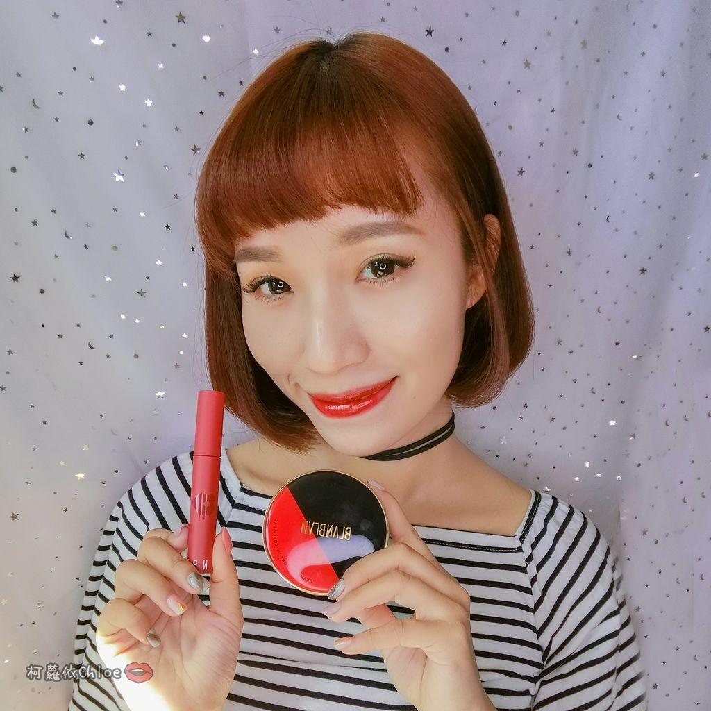 韓國彩妝 BLANBLVN 3D 乳霜光澤唇釉 五色修片皇后粉霜 水潤光澤媲美專櫃彩妝18.jpg