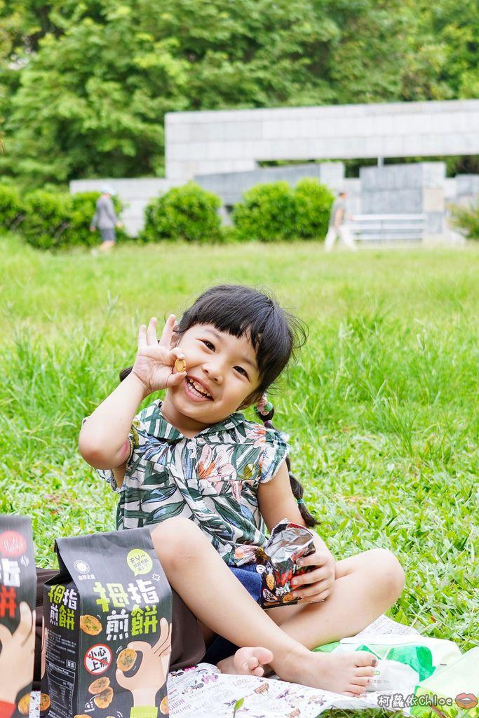 大人小孩都喜歡的小點心 自然主意 拇指煎餅 濃郁芝麻香濃海苔 辦公室下午茶 郊遊野餐推薦13.jpg