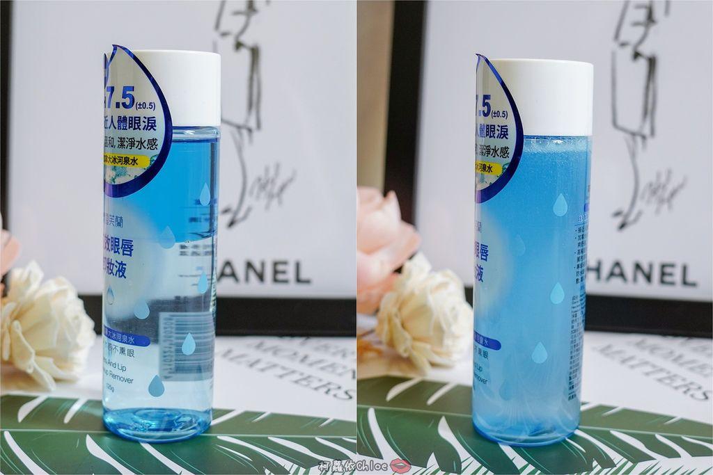 開架式洗卸推薦 平價好用 水感透亮肌養成術!雪芙蘭加拿大冰河泉水卸妝系列 水平衡超濃密水感泡泡洗面乳5.jpg