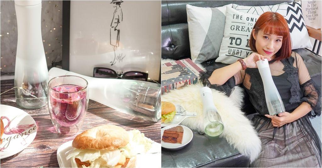 LifeStyle 時尚氣泡水 搭配美食享受完美比例的口感SPARKEAU 思帕可氣泡水 米其林餐廳指定使用.jpg