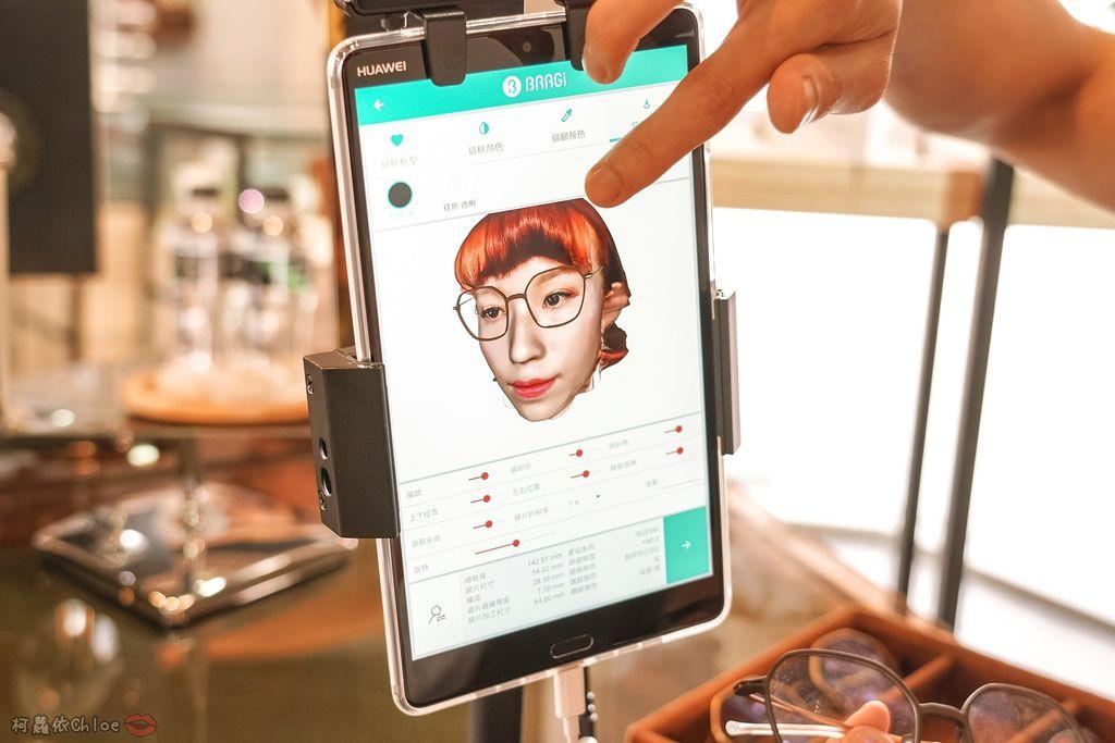 客製化時尚眼鏡再升級!BRAGi 3D掃描客製化眼鏡框架 @台南金制眼鏡22.jpg