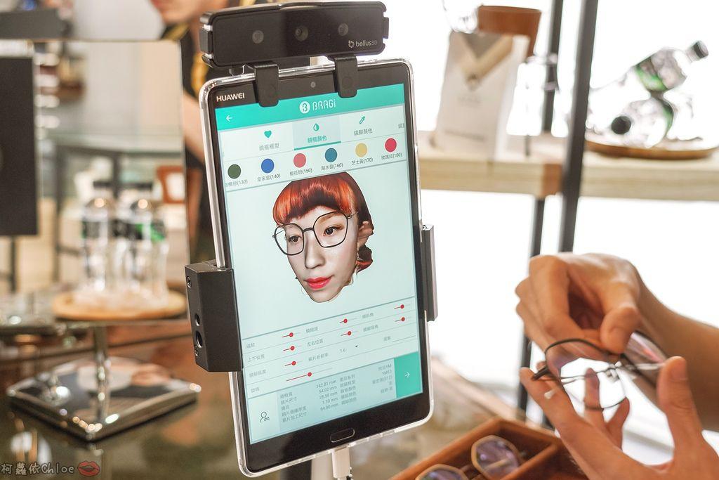 客製化時尚眼鏡再升級!BRAGi 3D掃描客製化眼鏡框架 @台南金制眼鏡21.jpg