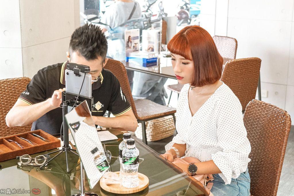 客製化時尚眼鏡再升級!BRAGi 3D掃描客製化眼鏡框架 @台南金制眼鏡25.jpg