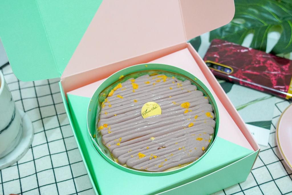 中秋伴手禮推薦 濃郁乳酪蛋糕 台南起士公爵紫芋金沙乳酪蛋糕 限量甜點過中秋4.jpg