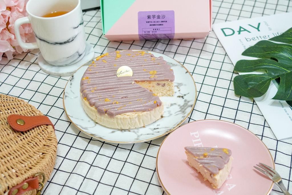 中秋伴手禮推薦 濃郁乳酪蛋糕 台南起士公爵紫芋金沙乳酪蛋糕 限量甜點過中秋14.jpg