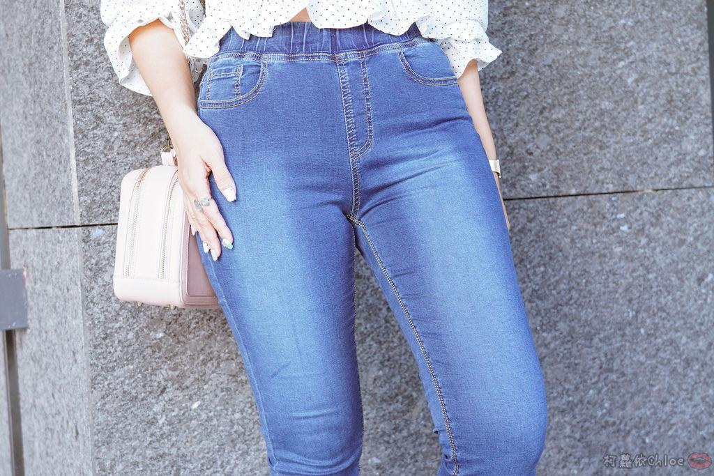 穿搭 修身美型 大動作不卡卡 打造視覺顯瘦感!MARIN 美塑高彈牛仔褲 LOOKBOOK10.jpg