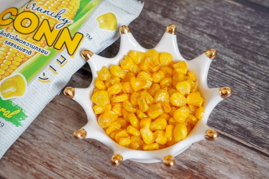點心 卡滋卡滋~泰國CONN香脆玉米粒 口感脆而不膩 三款超人氣口味好涮嘴6.jpg