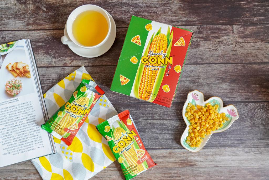 點心 卡滋卡滋~泰國CONN香脆玉米粒 口感脆而不膩 三款超人氣口味好涮嘴8.jpg