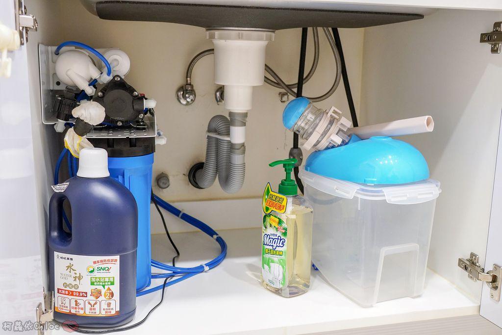 生活 特力屋好物分享 運用空間兼具品味質感的廚房收納 廚具收納架和風砧板立架5.jpg