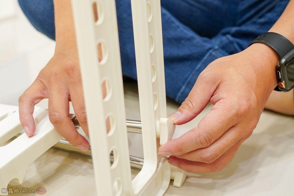 生活 特力屋好物分享 運用空間兼具品味質感的廚房收納 廚具收納架和風砧板立架7.jpg