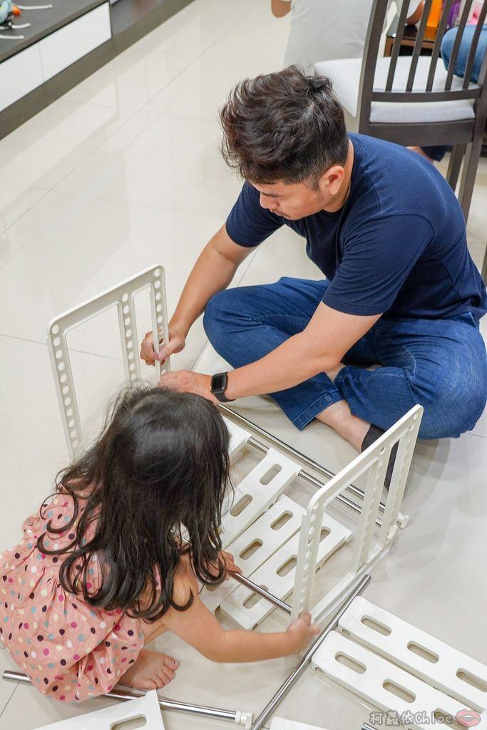 生活 特力屋好物分享 運用空間兼具品味質感的廚房收納 廚具收納架和風砧板立架8.jpg