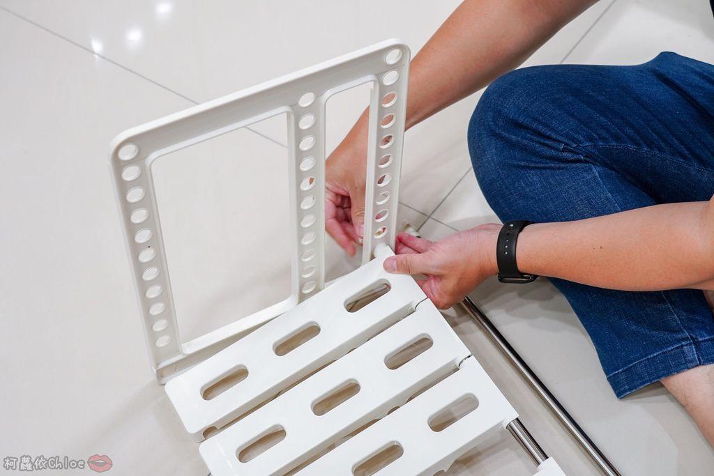 生活 特力屋好物分享 運用空間兼具品味質感的廚房收納 廚具收納架和風砧板立架9.jpg