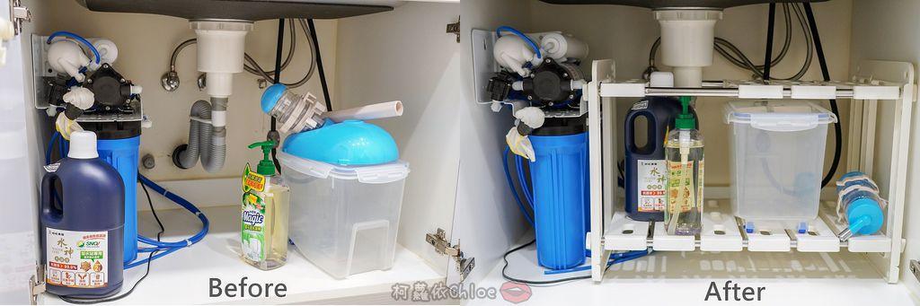 生活 特力屋好物分享 運用空間兼具品味質感的廚房收納 廚具收納架和風砧板立架14.jpg