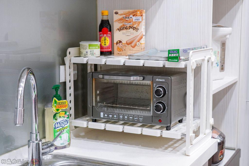 生活 特力屋好物分享 運用空間兼具品味質感的廚房收納 廚具收納架和風砧板立架15.jpg