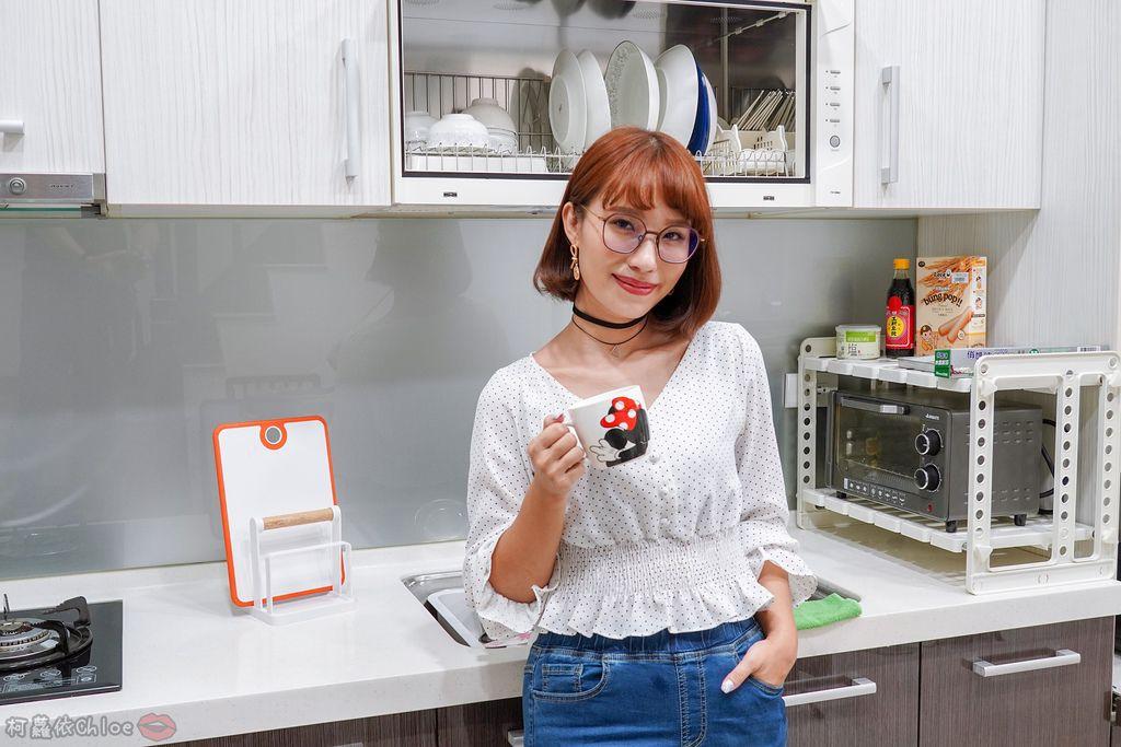 生活 特力屋好物分享 運用空間兼具品味質感的廚房收納 廚具收納架和風砧板立架22.jpg