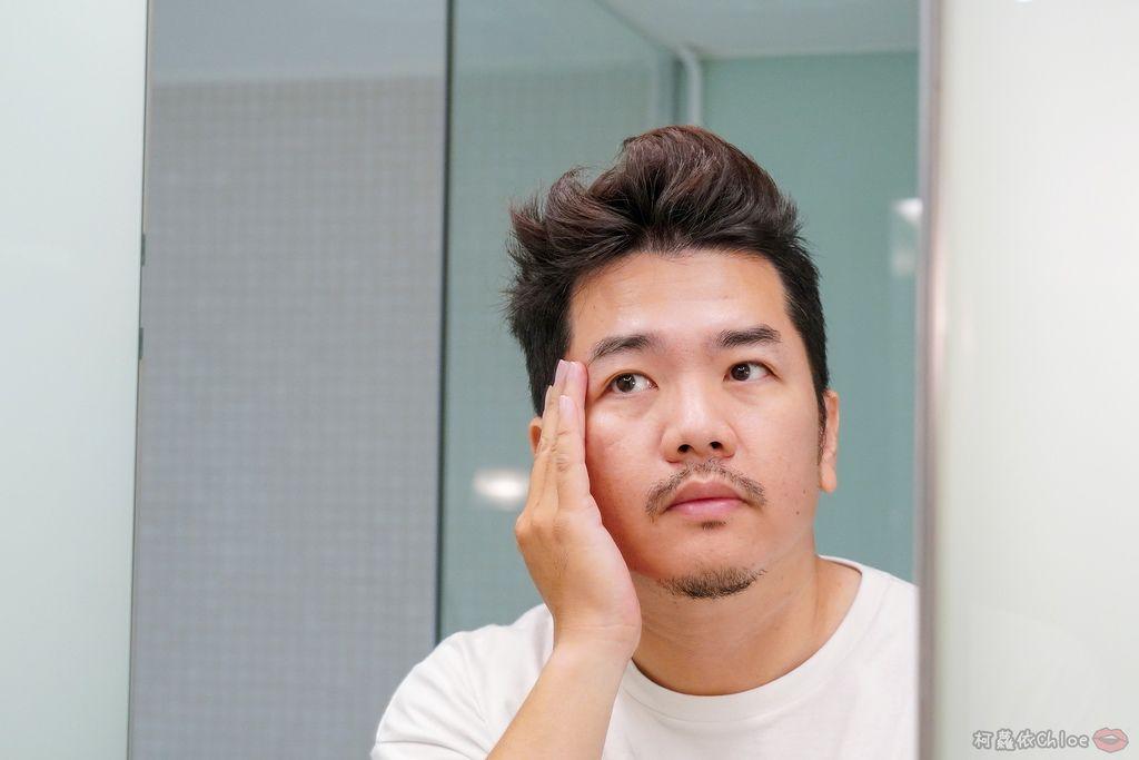 型男保養 男研堂多爪毛孔深卸液胺基酸多功能洗面乳 清潔多一步驟 油光OUT  清爽淨透有面子2A.jpg