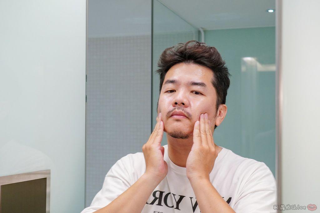 型男保養 男研堂多爪毛孔深卸液胺基酸多功能洗面乳 清潔多一步驟 油光OUT  清爽淨透有面子11.jpg